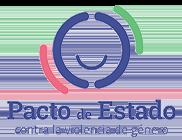 Logo Pacto de Estado contra Violencia de Género
