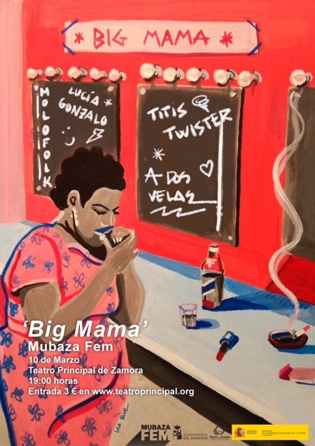 Escuela de Igualdad - Big Mama